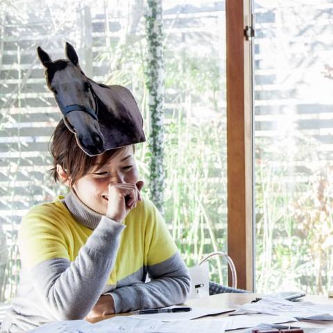 やさぐれ競馬 PART2:books+kotobanoie|interview by 笹倉アツコ / 笹の倉舎